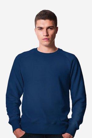 college tröja marinblå