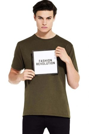 ekologisk t-shirt herr/unisex modell herr