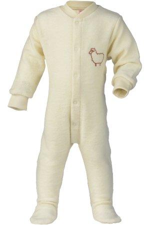 pyjamas ullfroté barn