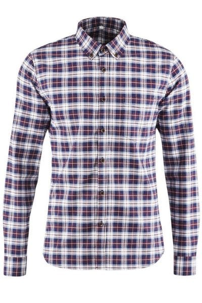 Skjorta flanell rutig