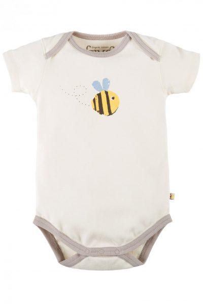 Body klaffhals Buzzy Bee, 0-1,5 år