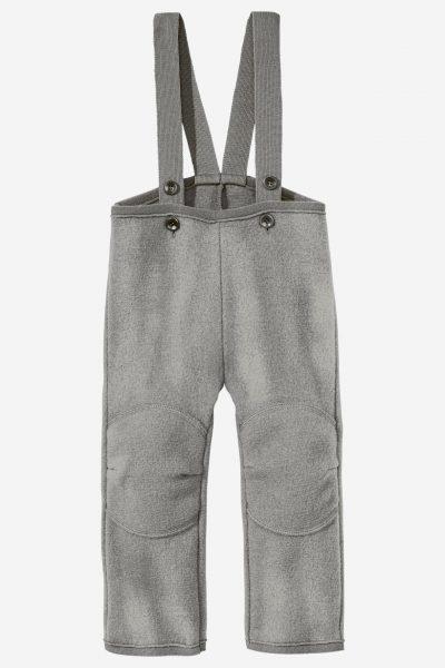 Byxor hängselmodell filtad ull baby/barn
