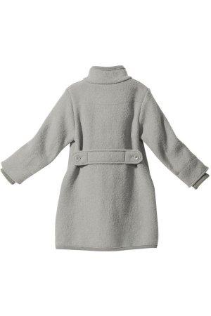 kappa filtad ull barn grå baksida