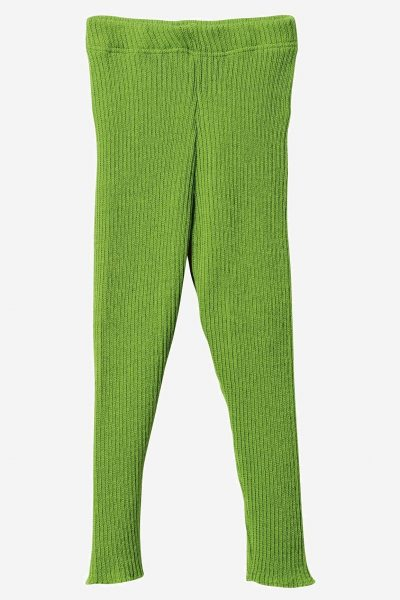 Leggings stickad ull baby/barn, stl 50-140 - 8 färger