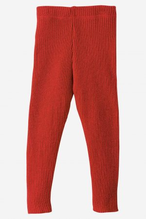 Leggings stickad ull baby/barn