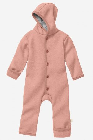overall filtad ull baby rosa