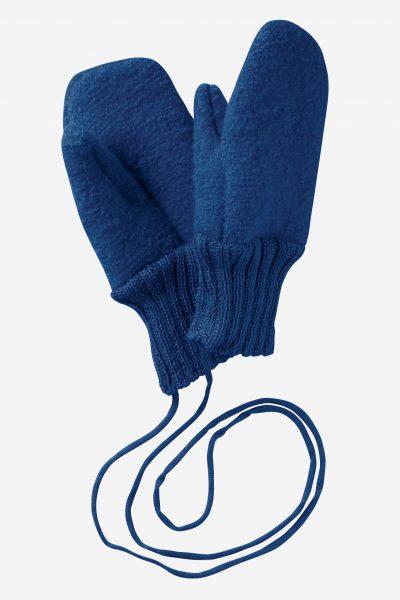 Vantar filtad ull baby/barn marinblå