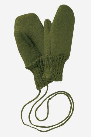 vantar filtad ull baby barn mörkgrön