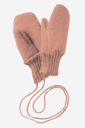 vantar filtad ull baby barn rosa