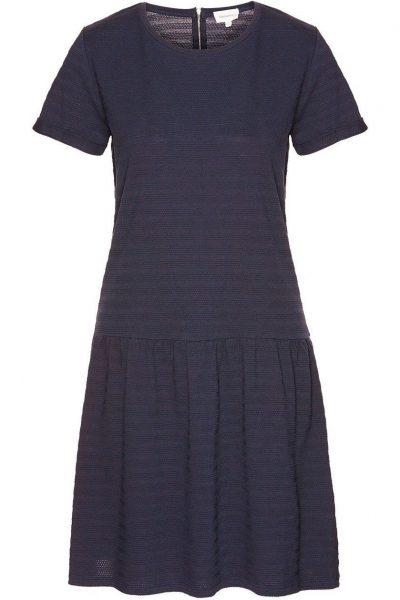 klänning sofia marinblå