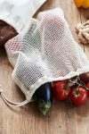 nätpåse matförvaring 2-pack frukt och gronsaker