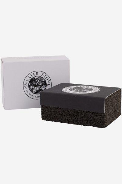 noppborttagare naturlig sweater stone