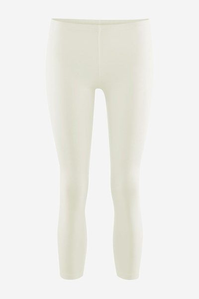 leggings 7/8-längd vita