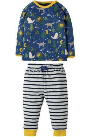 Pyjamas barn varg, 0,5-4 år