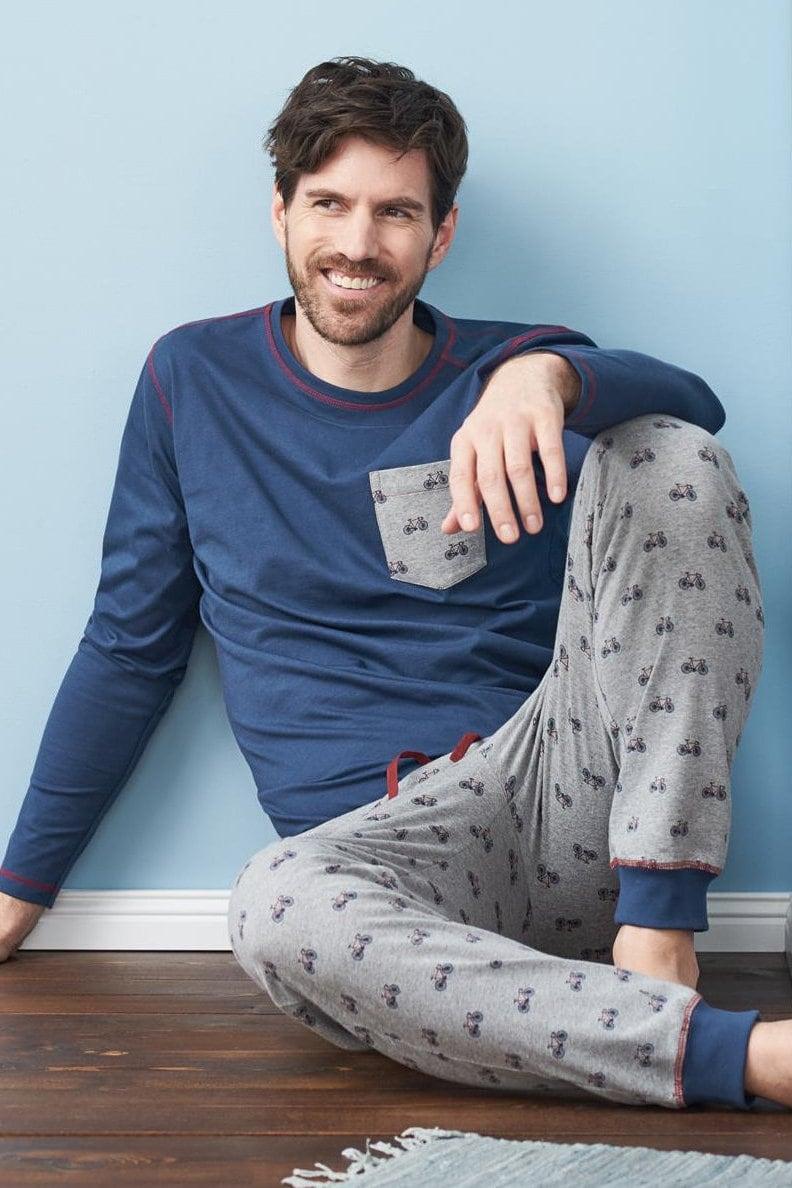 pyjamas herr cyklar modell