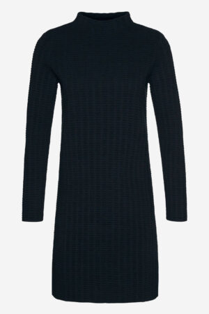 klänning keoni grid svart