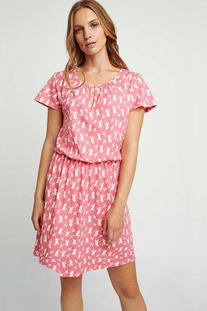 klänning kolibri emma rosa modell
