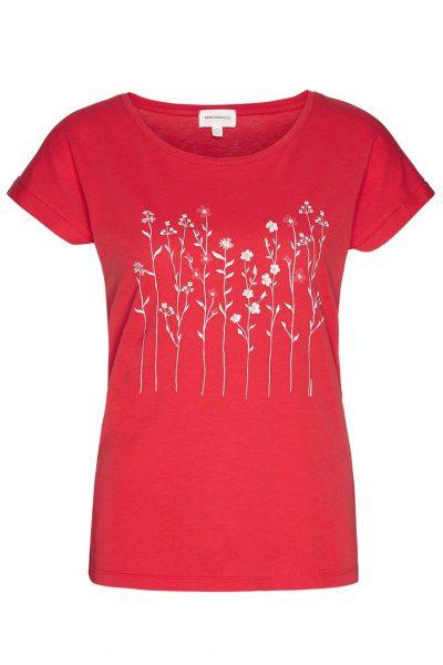 Topp blommor LIVAA röd