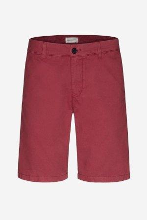 shorts herr brucaa mörkröda