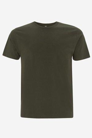 t-shirt herr-unisex kaki