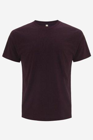 t-shirt herr-unisex lila