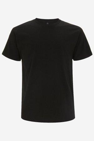 t-shirt herr-unisex svart