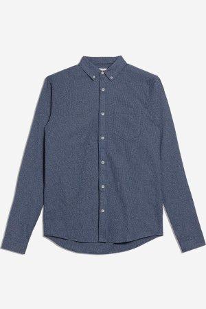 skjorta toaarben blå