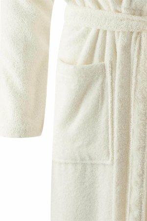 badrock unisex vit närbild