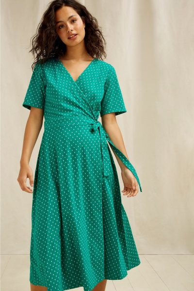 klänning omlott ria modell