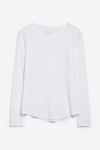 långärmad tröja rojaa vit