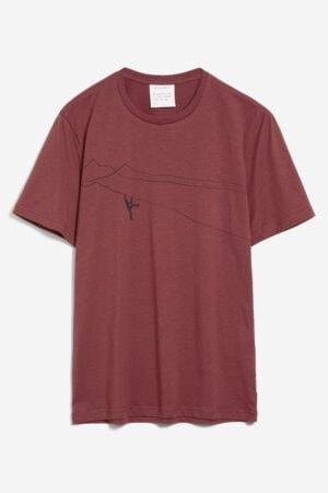 t-shirt bergsklättrare jaames