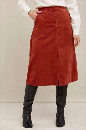 kjol sammet rachel kanel modell