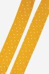 strumpbyxor barn gula prickiga ben