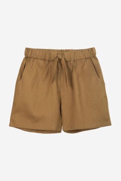 Shorts dam brun